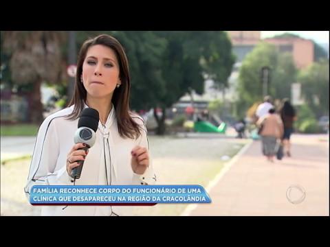 Família reconhece corpo de homem que desapareceu na Cracolândia