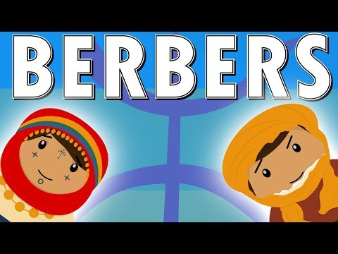 Who Are The Berbers Of North Africa