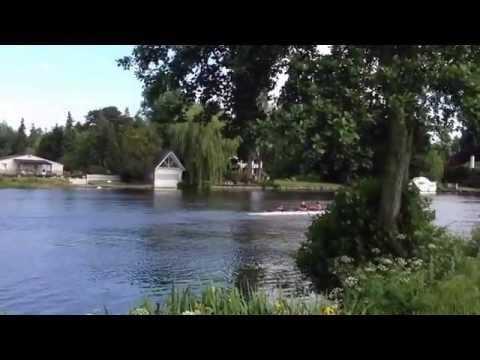 Maidenhead-Bourne End, Thames Path, Michael Parkinson