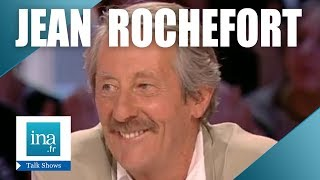 Jean Rochefort chez Thierry Ardisson | Archive INA