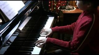 """Josiah, """"Jingle Bells"""" based on Scott Joplin"""