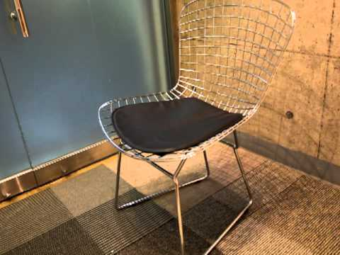 Harry Bertoia Side Chair www.night-freeze.com