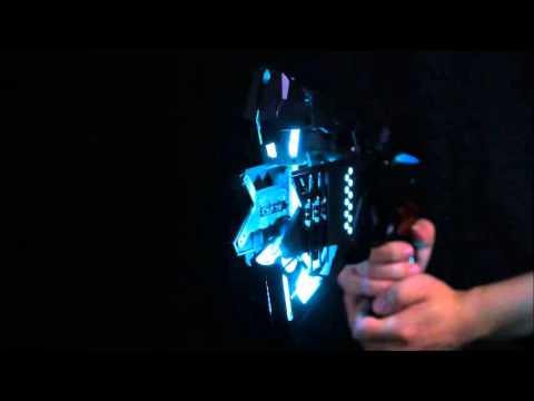 Cerevo Inc's Psycho Pass Dominator Replica Expands, Talks   Interest   Anime News Network