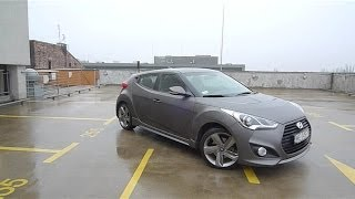 PL Hyundai Veloster Turbo test i jazda prbna смотреть