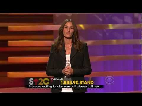 Stand Up To Cancer -  2012 - FULL Telecast HD