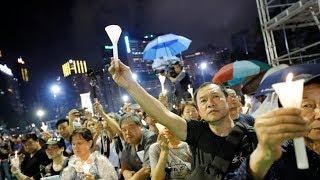 Beijing censors mention of Tiananmen Square anniversary