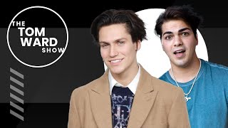 Sitting Down With Chase Hudson And Thomas Petrou From The Hype House