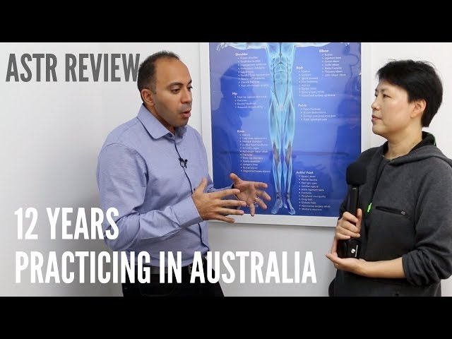 ASTR Class Review (Practicing in Australia!!!)