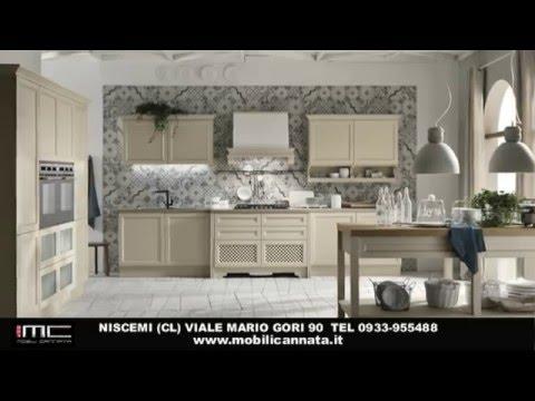 Cucine contemporanee in legno modello ambra harmony for Cucine moderne contemporanee