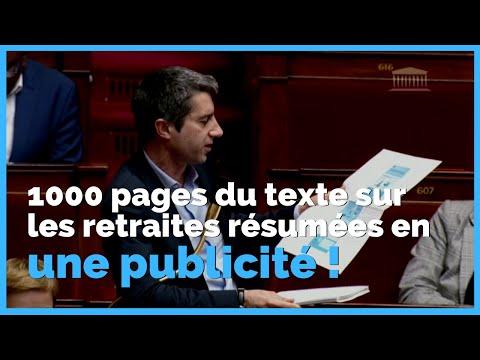 """AXA : """"La baisse programmée des futures pensions"""""""