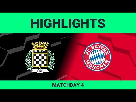 Boavista FC vs Bayern München | Highlights Matchday 4 eFootball.Pro 2019-2020