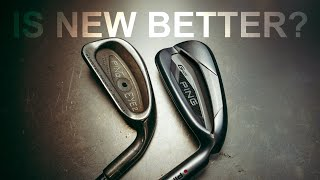 ARE THE BEST GΟLF CLUBS REALLY ANY BETTER THAN OLDER GOLF CLUBS