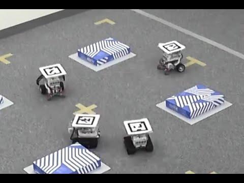 分散深層強化学習によるロボット制御
