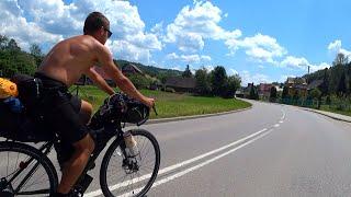 Приключение на велосипеде, часть 1. Польша.