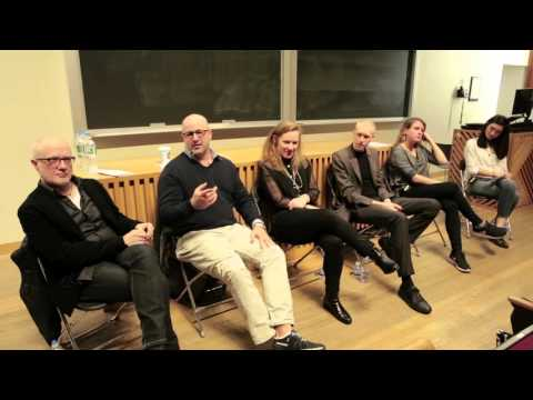 Columbia in Film and TV: Full Panel Discussion
