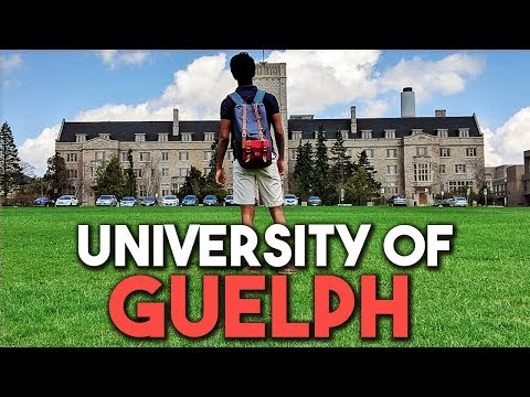 UNIVERSITY OF GUELPH TOUR (2019)