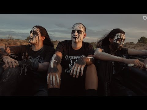 Metal From the Dirt: Inside the Navajo Reservation's DIY Heavy-Metal Scene