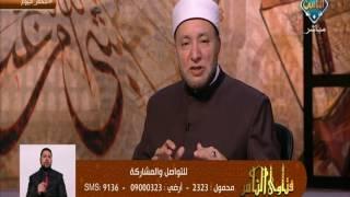 مدير الفتوى يوضح حُكم زيارة المرأة الحائض للمقابر.. فيديو