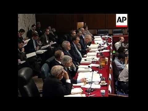Fmr FBI director testifies at Sept 11 commission