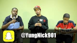 Yung Nick & CT On Da Track Brink TV Show Interview