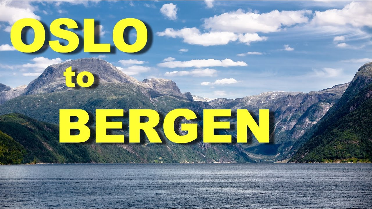 Norway Train Oslo To Bergen Norway By Train Through The Mountains And Boat Through The Fjords