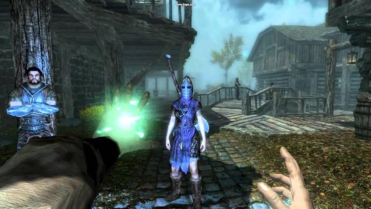 Phenderix Magic Evolved - 296 Spells - Gameplay - The Elder