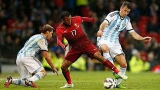 Luis Nani vs Argentina 14-15 Neutral 720p HD by CROSE