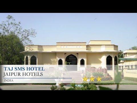 Taj SMS Hotel - Jaipur Hotels, India