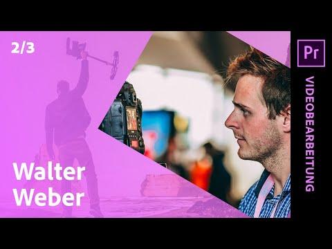 Moving Technology – mit Walter Weber - Adobe Live 2/3