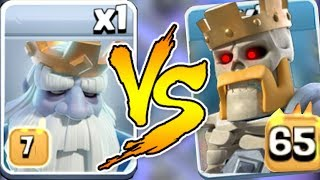 "You WONT Believe Who WINS!! ""COC"" Royal Ghost vs. ALL Heroes!!"