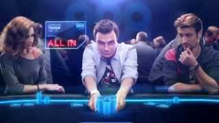 """888poker """"Ready to Play"""" commercial promotion - $88 FREE!"""