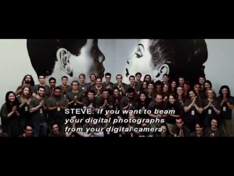 Steve Jobs movie scene (Danny Boyle)