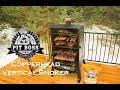 Pit Boss Copperhead Vertical Smoker
