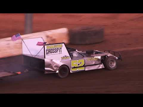 Perris Auto Speedway Figure 8 Trailer Main Event Highlights 7-4-19