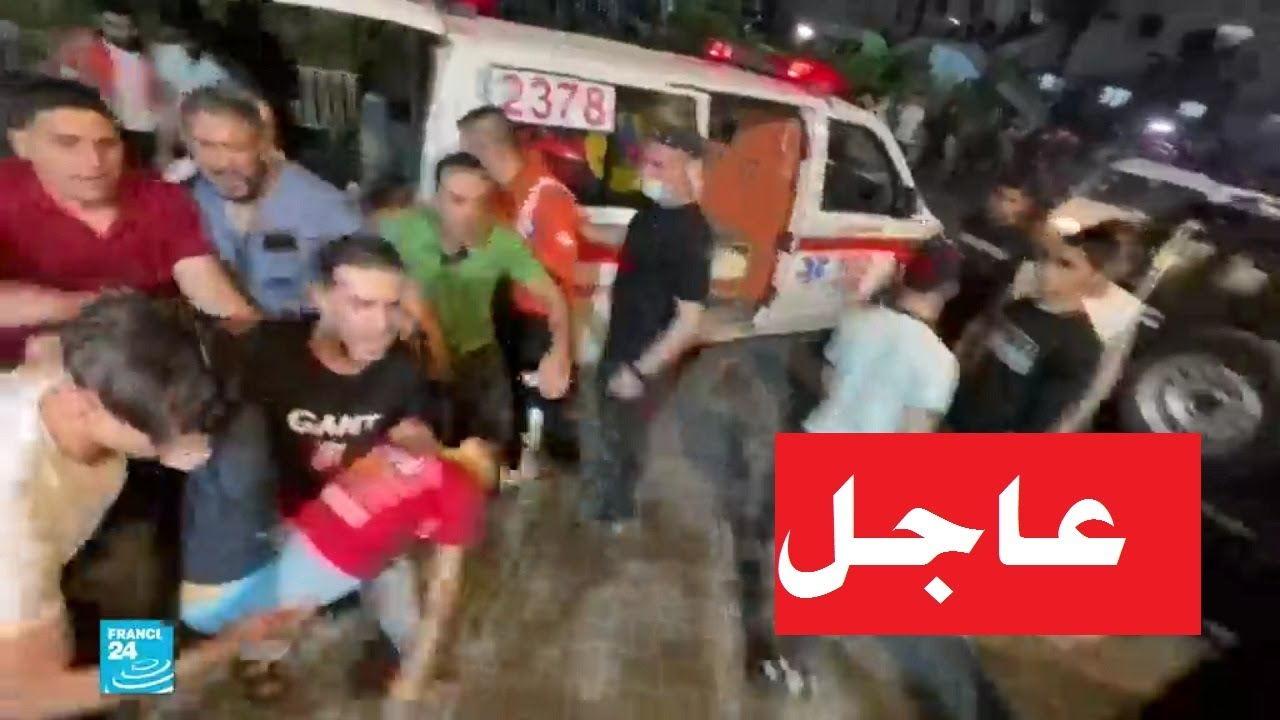 عاجل ?? حصيلة ثقيلة لعدد ضحايا القصف الإسرائيلي على غزة  - نشر قبل 14 دقيقة