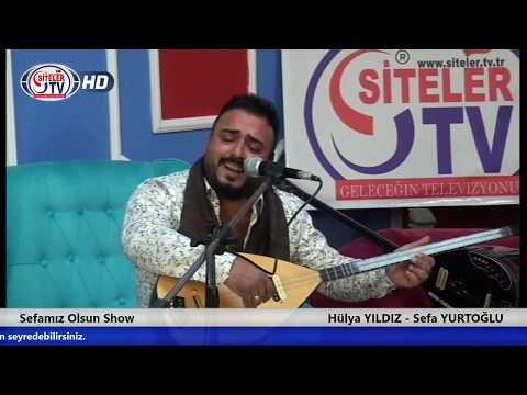 Siteler TV Canlı Yayın -  Sefamız Olsun Show 29. Bölüm. Çankırılı Hasan Ve Erdi Şimşek Konuk Oluyor.