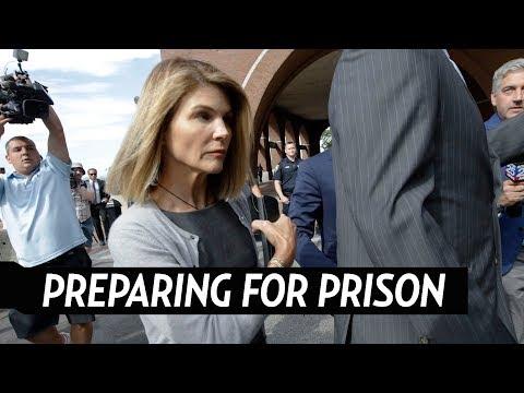 Carletta Blake - Report: Lori Loughlin's Preparing For Jail