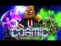 I CAN'T BELIEVE MY FRIEND'S SECRET... - Minecraft Prisons COSMIC JAIL BREAK #3