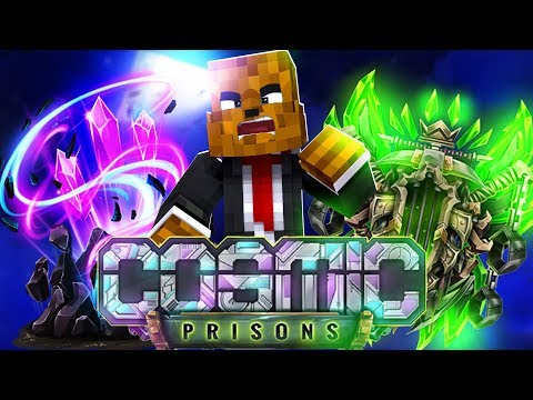 I CAN'T BELIEVE MY FRIEND'S SECRET... - Minecraft Prisons COSMIC JAIL BREAK #3 thumbnail