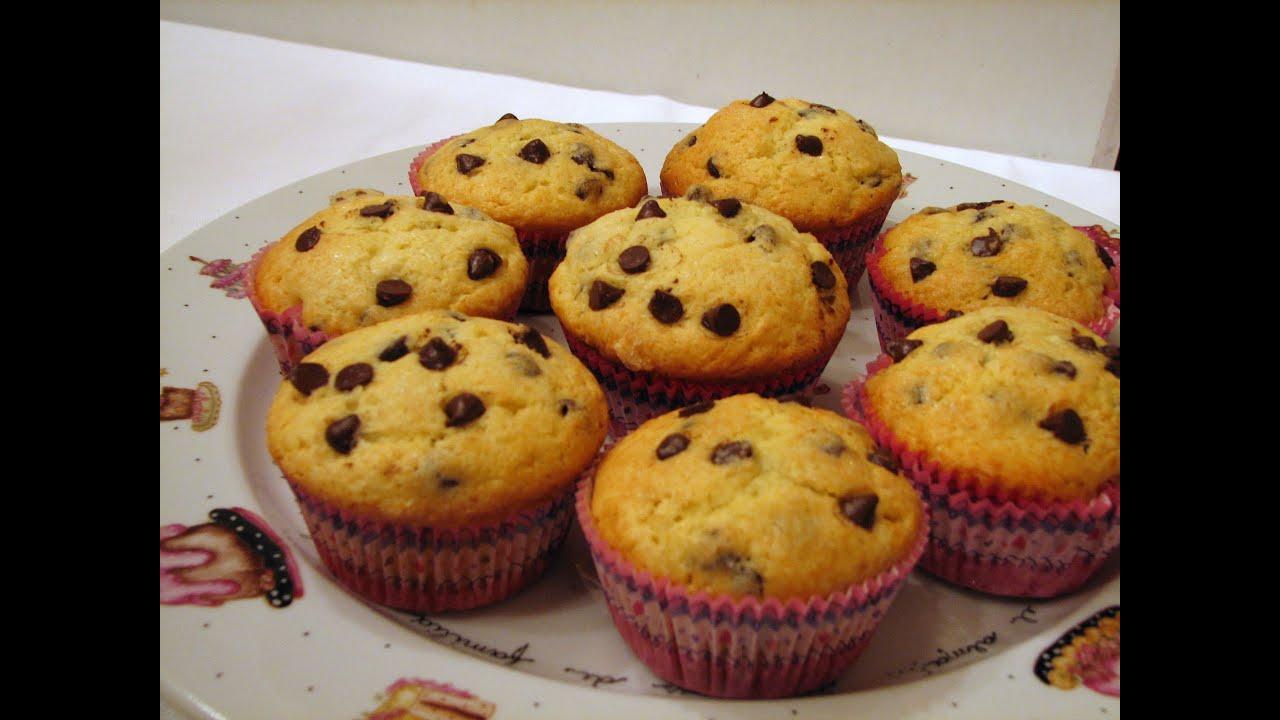Resultado de imagen para pastelitos con chispas de chocolate