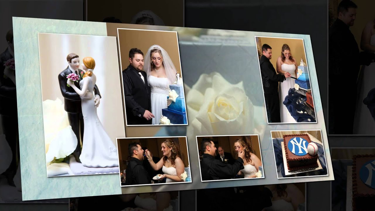 Wedding Book Design slide show for Brigette by Mesmerizing ...