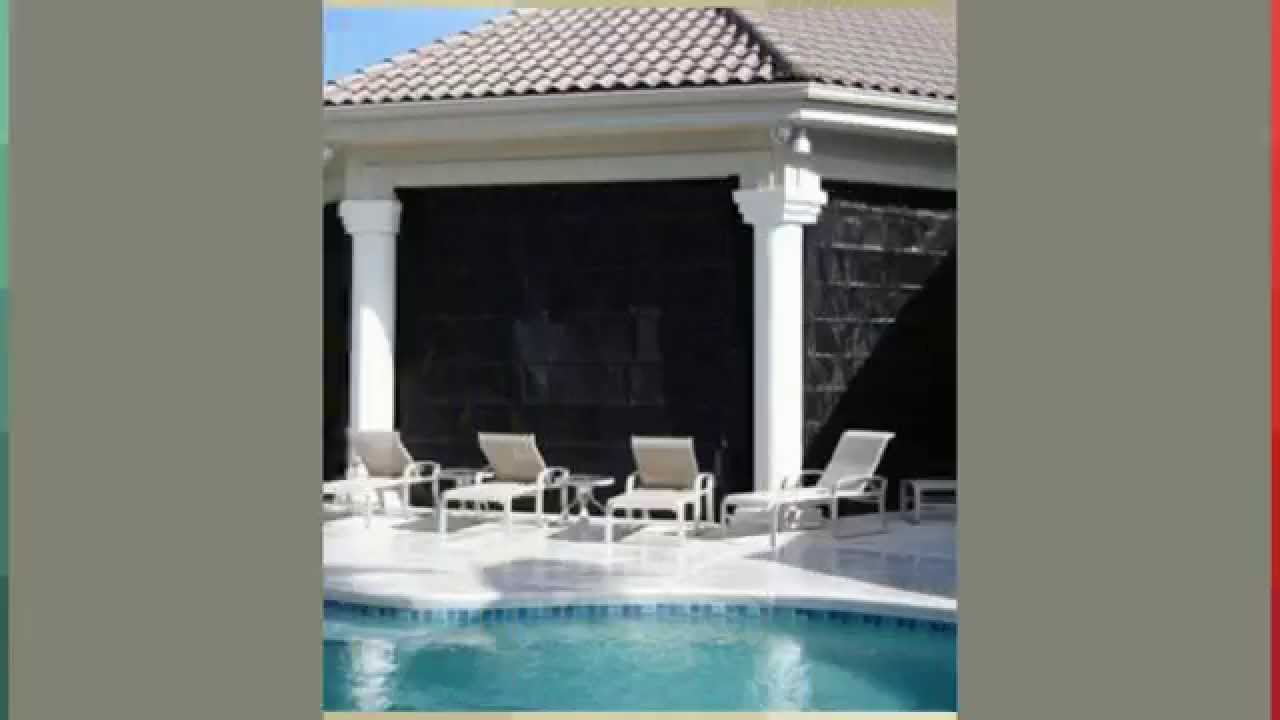 Armor Screens Storm Protection In West Palm Beach All American Shutters Gl