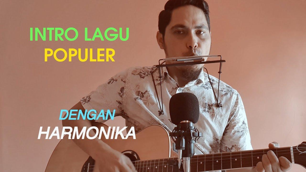 Intro Lagu Populer Versi Harmonika With Tab Youtube