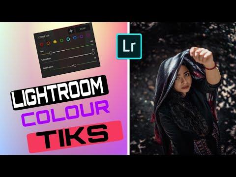 Lightroom mobile easy 3 tips for background colour change.