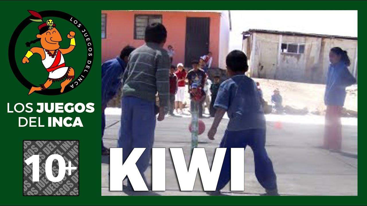 Juego Tradicional De Peru Kiwi Youtube
