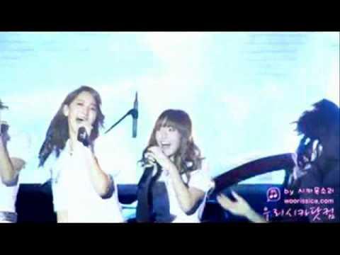 Taeyeon Cute/Funny Dash!^-^