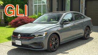 New VW Jetta GLI // This or GTI?
