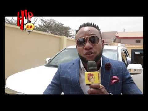 KCEE AND E-MONEY PRESENT BRAND NEW CAR TO STREET HAWKER (Nigerian Entertainment News)
