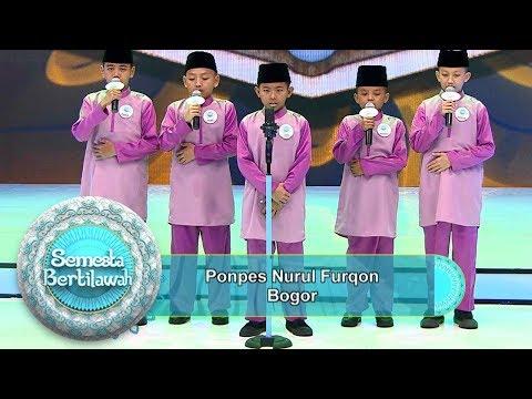 Ajib Ajib Ajib, Penampilan Ponpes Nurul Furqon - Semesta Bertilawah (28/5)
