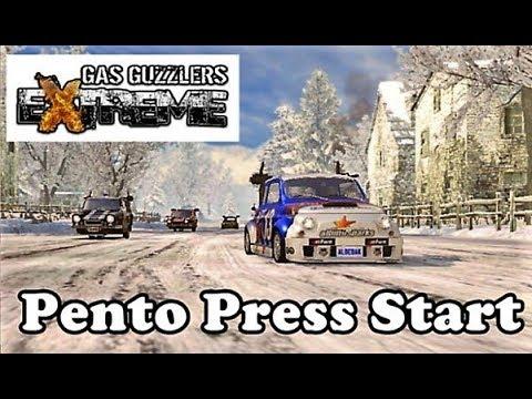 Le MarioKart-LIKE du gros bourrin de base - Gas Guzzlers Extreme (PPS)